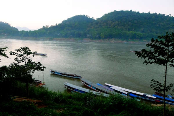 the sleepy mekong