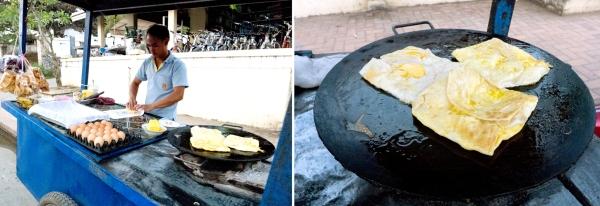street side pancakes