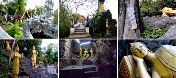 resident buddhas