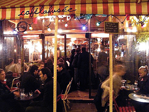 Always popular and packed and for good reason. (photo courtesy of Time Out Paris)
