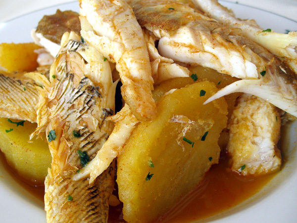 Marseille bouillabaisse, head to Chez FonFon or Miramar for the most classic renditions (photo courtesy of Flickr user  Laurent Martinez)